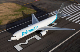 Amazon Air Takes off in Europe